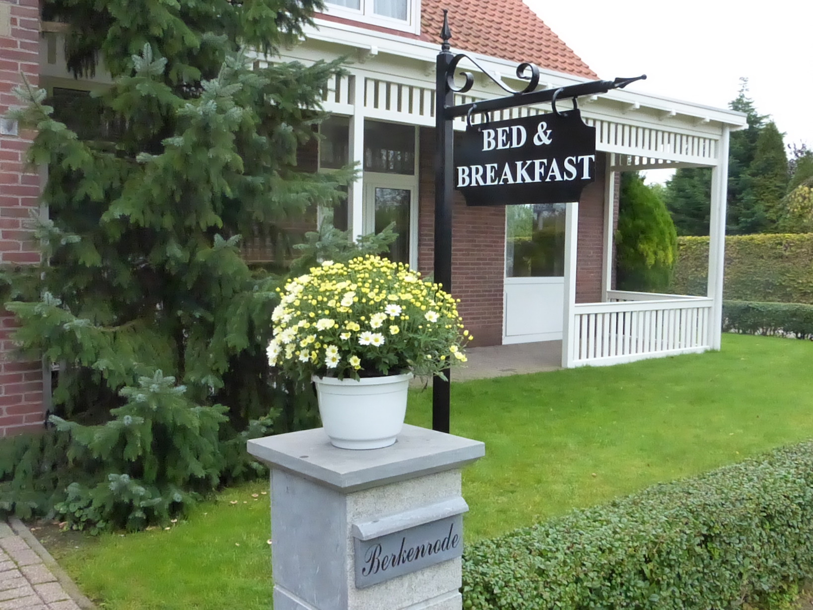 Bed & Breakfast Berkenrode